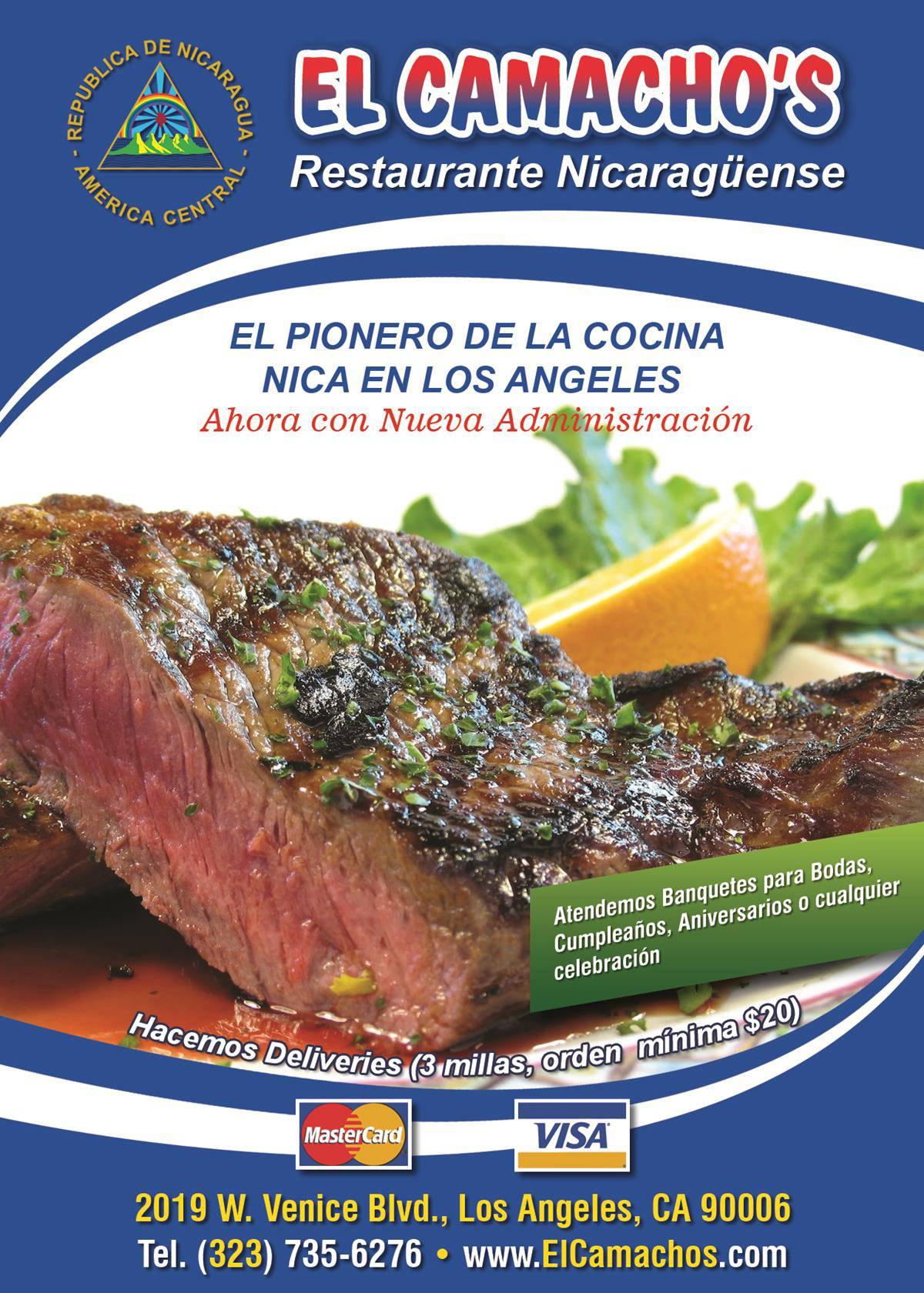 El Camacho's Restaurante